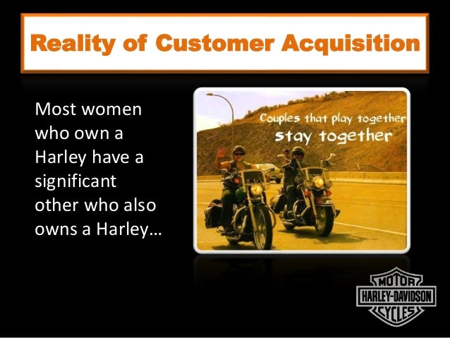 What Is Harley Davidson S Value Proposition