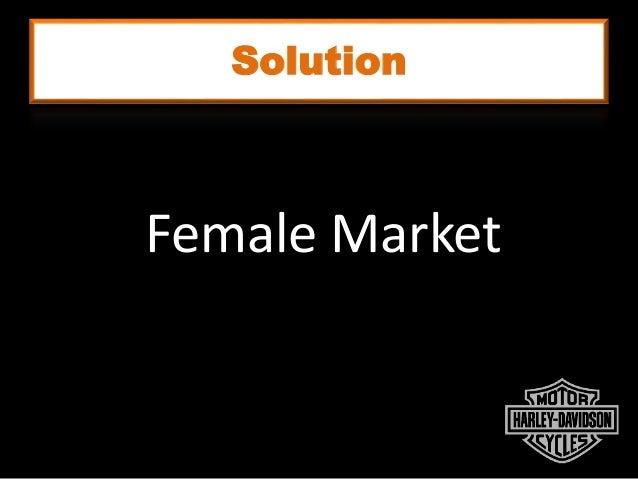 Solution Female Market