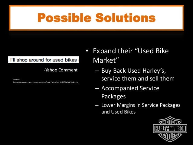 vrin analysis of harley davidson Ree harley davidson analysis essay below is a free essay on harley davidson analysis from anti essays, your source for online free essays, free research papers, and free term papers anti essays also has a database of thousands of other free essays, free research papers, and free college essays.