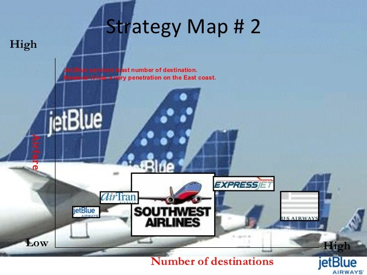 a strategic analysis of jetblue airways I regaining altitude: a case analysis of the jetblue airways valentine's day 2007 crisis gregory g efthimiou a thesis submitted to the faculty of the university of north carolina at.