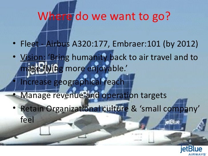 jet blue analysis essay Jetblue airways: starting from scratch - case analysis jetblue airways, the latest entrant in the airlines industry has gone through the initial stages (entrepreneurial and collectivity) of the organizational life cycle rapidly under the successful leadership of david neelman.