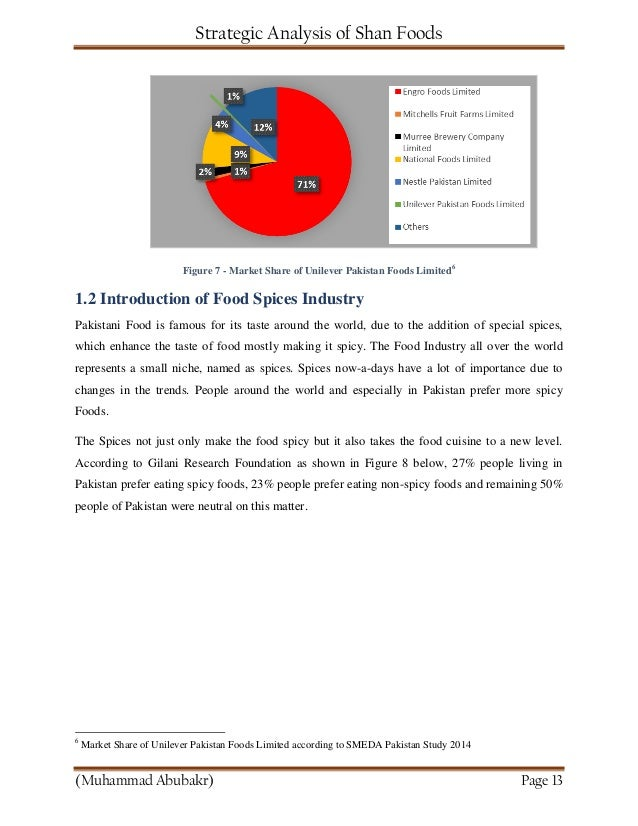 fast food industry analysis in pakistan Ibisworld's industry research report on fast food restaurants provides up-to-date sales and market data, allowing you to identify the product and customer segments driving revenue growth the report identifies the leading companies in the industry, and offers strategic analysis of the key factors influencing the market.