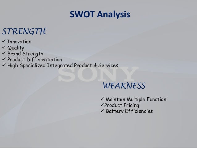 sony playstation swot analysis Hi, i am doing a business poster presentation about evolution of sony playstation i need to do a pest and swot analysis on the playstation please can anyone help me.