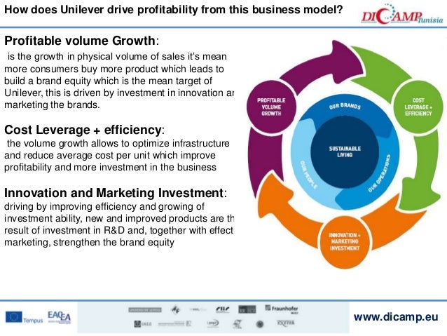 Bowman s strategy clock of unilever lipton