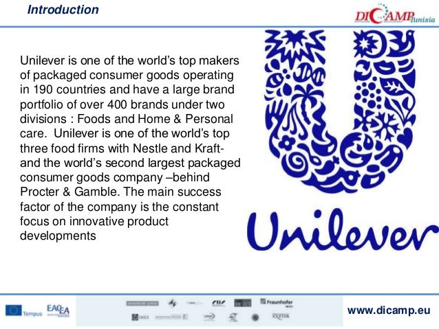 unilever business strategy A global strategy used by the unilever is preferable to localized strategies because unilever can more unify its operations and focus on establishing a brand image and reputation that is uniform from country to country.