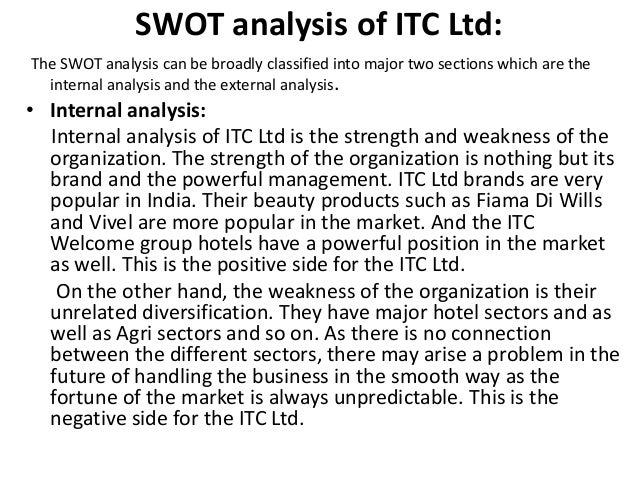 strategic analysis techniques of itc limited View edwin furtado's profile on linkedin,  strategic sales(west) at itc infotech location india  accountable for analysis and data tracking of rsa,.