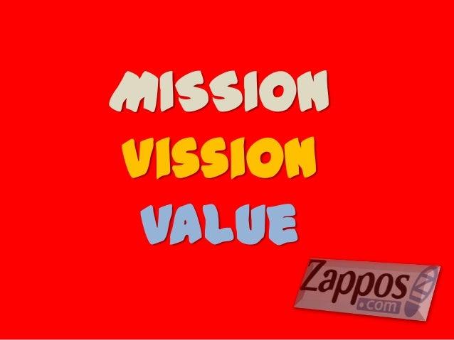 Zappos Strategic Analysis Slide 2