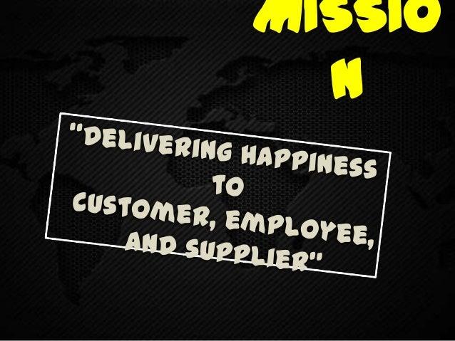 Zappos Strategic Analysis Slide 3
