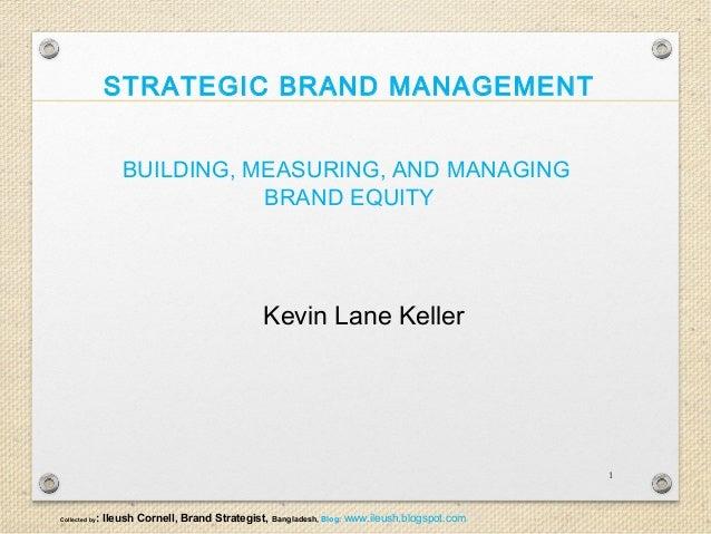 Strategic Brand Management Kevin Keller Full Ebook