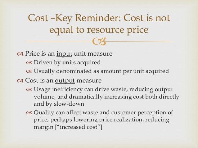 strategic cost management tools pdf