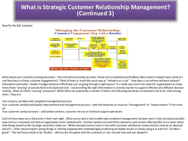 customer relationship management strategies An overview of customer relationship management and creating a healthy  that  convert into revenue, and how to manage a sales pipeline.