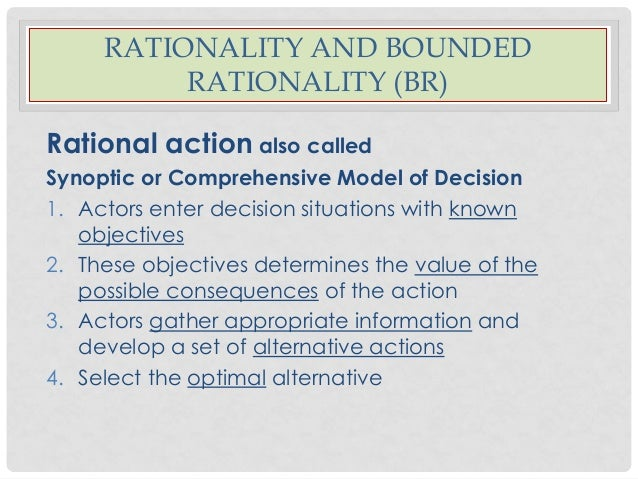 synopsis on rational choice essay This is not an example of the work written by our professional essay writers the product of rational choice introduction terms and aims of essay it is the perceived costs and benefits as calculated by the individual that sets it apart from other rational choice theories in summary.