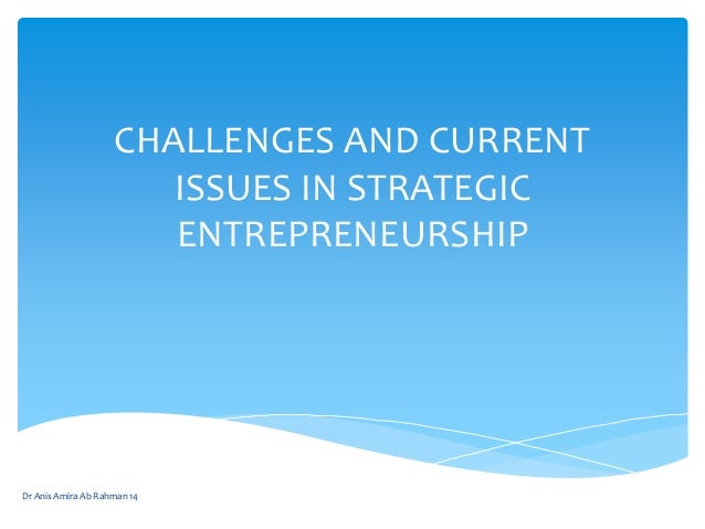 strategic entrepreneurship The latest news, videos, and discussion topics on growth strategies.