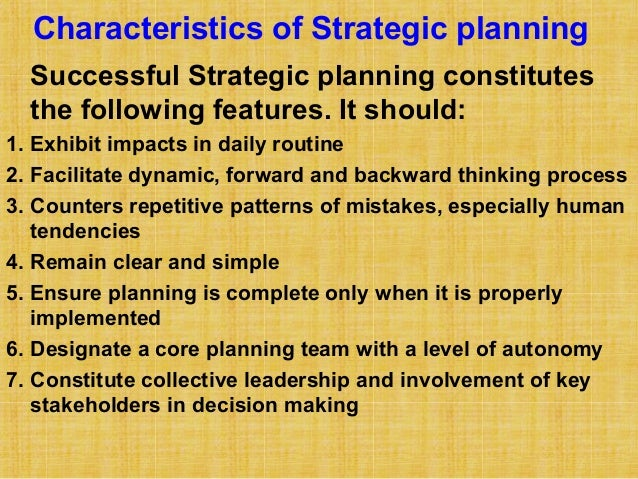 characteristics regarding arranged internet business administration along with planning
