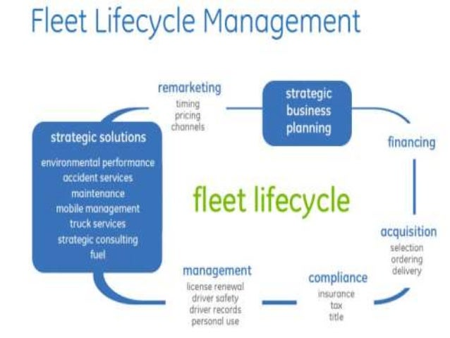 vehicle fleet management plan