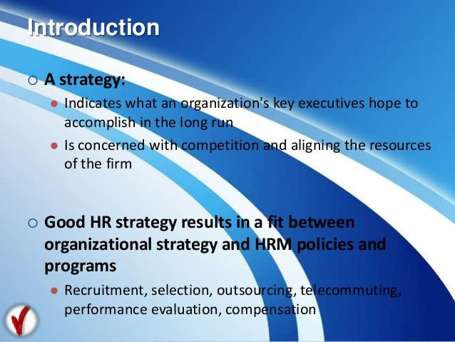 strategic hrm 3 The different models of strategic hrm research paper | 2006 the different models of strategic hrm oday alnabhan anglia ruskin university, essex, united kingdom masters of arts (ma), human resources management, 2005 – 2006 10 introduction human resource function has evolved as a strategic business partner from its traditional passive transaction processing role.
