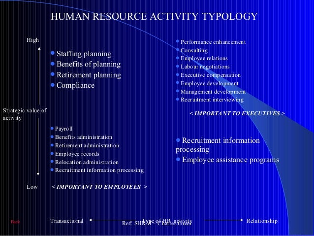 Human resource strategy essay