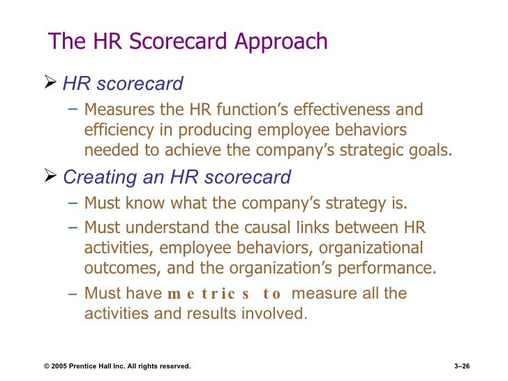 Why Link HR Strategy to the Organizational Strategy?