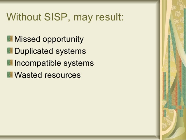 abstract strategic information system planning Improving strategic information systems planning (sisp) remains a critical  concern of  higher levels of abstraction than other is planning processes.