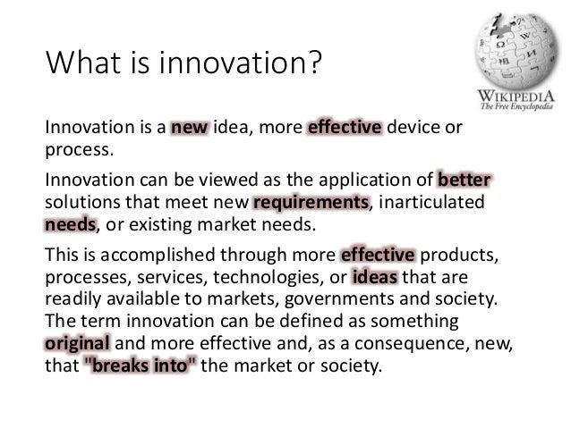 Strategic innovation   slideshare Slide 3