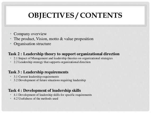 methods of developing strategic leadership skills