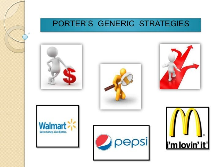marketing generic strategies Generic strategies can help the organization to cope with the five  empirical research on the profit impact of marketing strategy indicated that firms with.