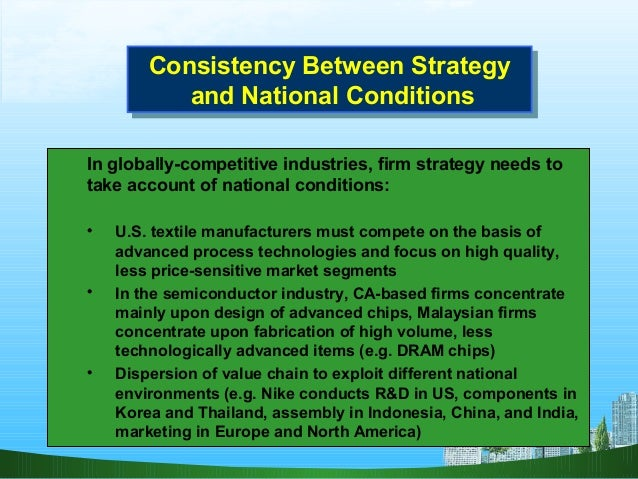 how industries compete in the textile Central textiles is an integrated textile producer that has been it a state of the art manufacturing facility able to compete in today's industries , inc.