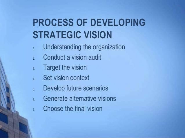 leadership vision and strategic directi Home / education / new strategic direction & leadership changes related areas about wellstar jennings will be a major force in wellstar's new strategic direction exploring and launching new opportunities that will drive future growth and stability throughout the state of georgia.
