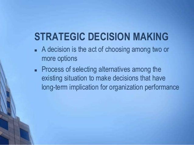 The Four Lenses Strategic Framework