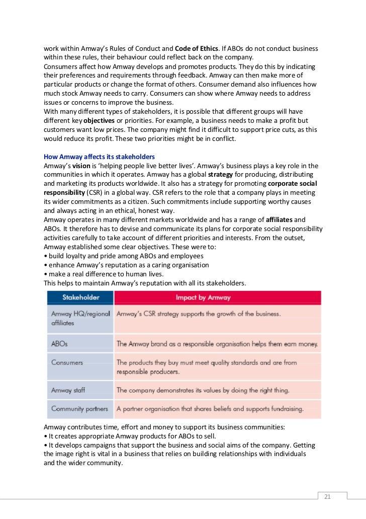 Strategic Management Case Studies Mg