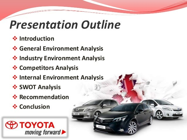 toyota risk management case study
