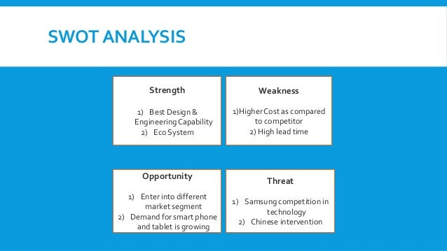 strategic management on samsung Business level strategy samsung from business-level strategies, a competitive advantage of a business can be created over its rivals differentiation vs cost leadership the company has an experience of pursuing both, cost leadership as well as product differentiation strategies during its.