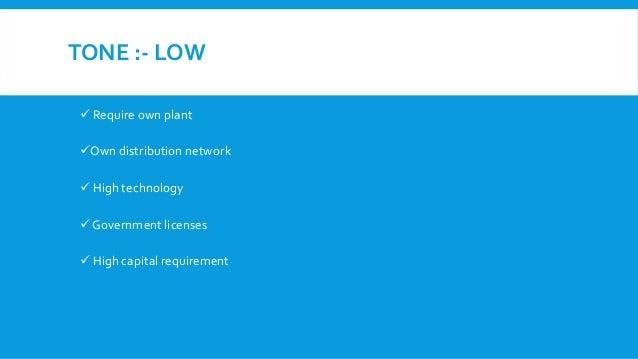 Cement Industry Five Forces Model : Strategic management
