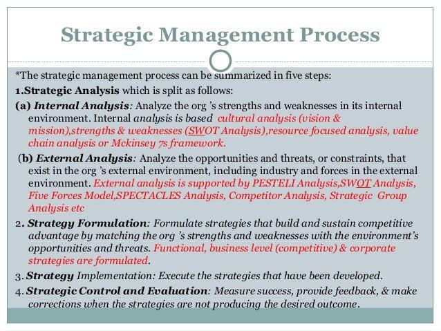 literature review strategic management Strategic planning practices in public education  strategic planning practices in public education institutions 10  literature review: strategic.