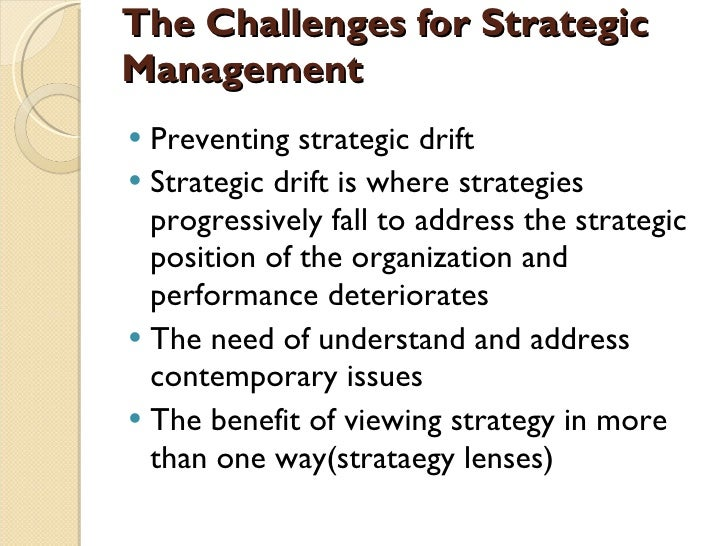 prevent strategic drift 18012012 watch video there are few corporate blunders as staggering as kodak's missed opportunities in digital photography, a technology that it invented this strategic failure was the direct cause of kodak's decades-long decline as digital photography destroyed its film-based business model steve sasson, the.