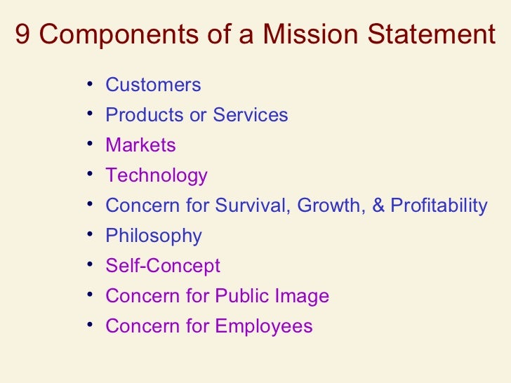 9 Questions that will make your Mission Statement Last | SMI