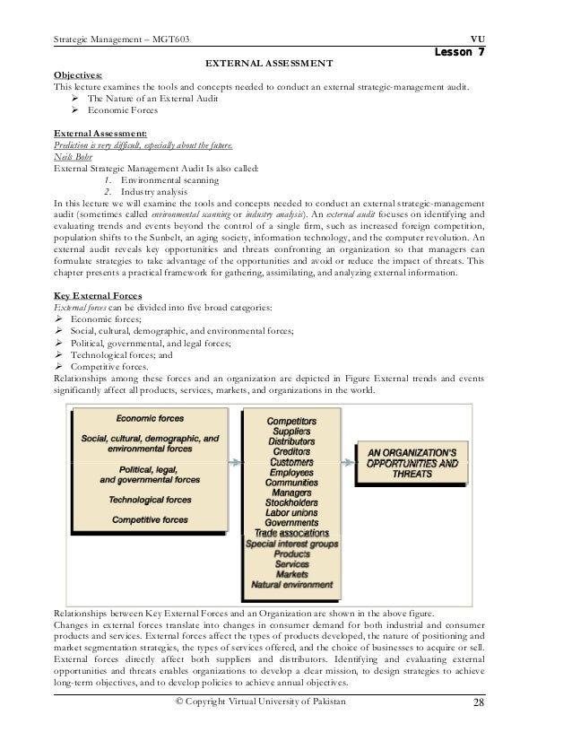strategic management complete notes Overview of the complete process: getting started: introduction the strategic management process is about getting from point a to point b more effectively, efficiently, and enjoying the journey and learning from it.
