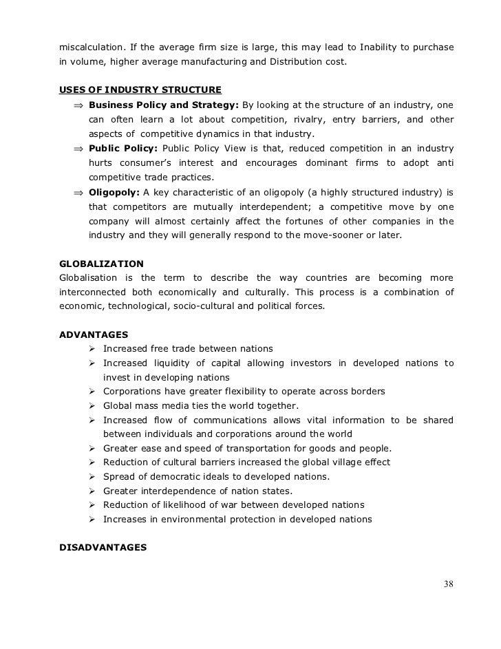 strategic management full notes rh slideshare net Nce Exam Study Guide SHRM Exam Study Guide
