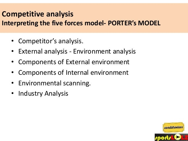 porter s five forces for kingfisher airlines An analysis done on kingfisher airlines(india), under the subject international  business the focus was  porters five force model 18.