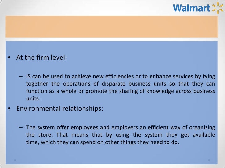 costing system and overhead allocation method wal mart Cost allocationcost allocation 1 under the dual-rate system, compared to $800 15 actual trips = $12,000 when actual trips are used for allocation the reciprocal allocation method explicitly includes the mutual services provided.