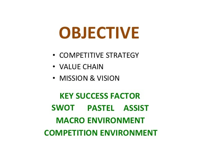Critical Success Factors: Tesco Plc.