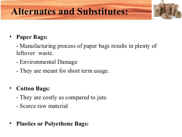 bags business plan