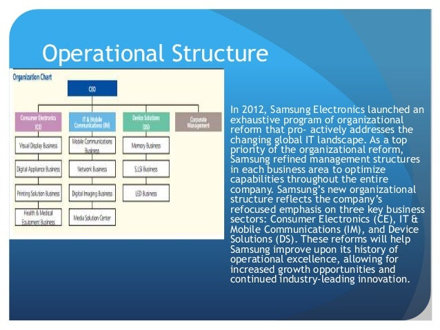 organization structure of samsung china [facts] understanding the current state of samsung electronics understanding the current state of samsung electronics organizational structure.