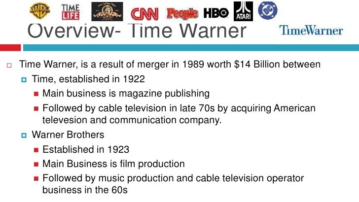 aol time warner What is all the fuss about the merger of aol and time warner is massive by any standards it is the biggest us corporate merger ever, creating the fourth largest company in the world, worth.