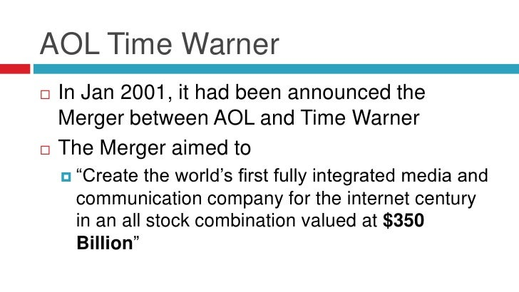 Time Warner Case Summary