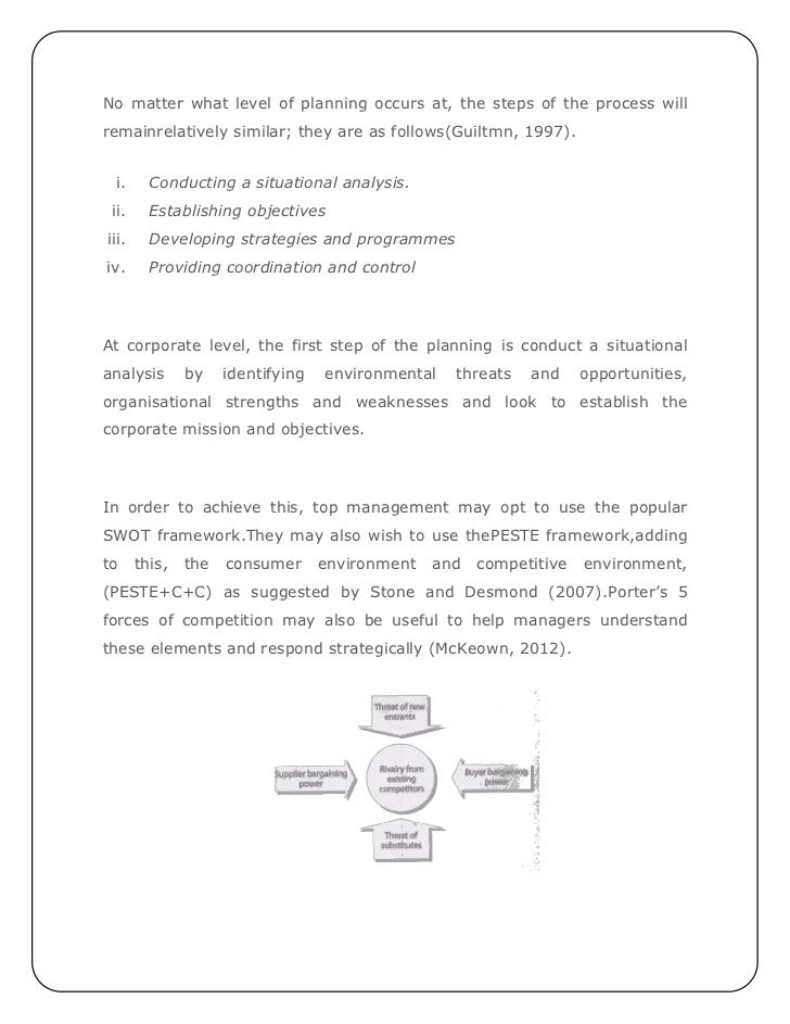 strategy and control frameworks essay Strategic management (porter's 5 forces) question: in a short essay some perspective on strategy frameworks: internal and external framing for strategic decisions it may be helpful to think of strategy frameworks as having two components.