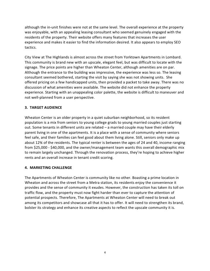 marketing consulting proposal