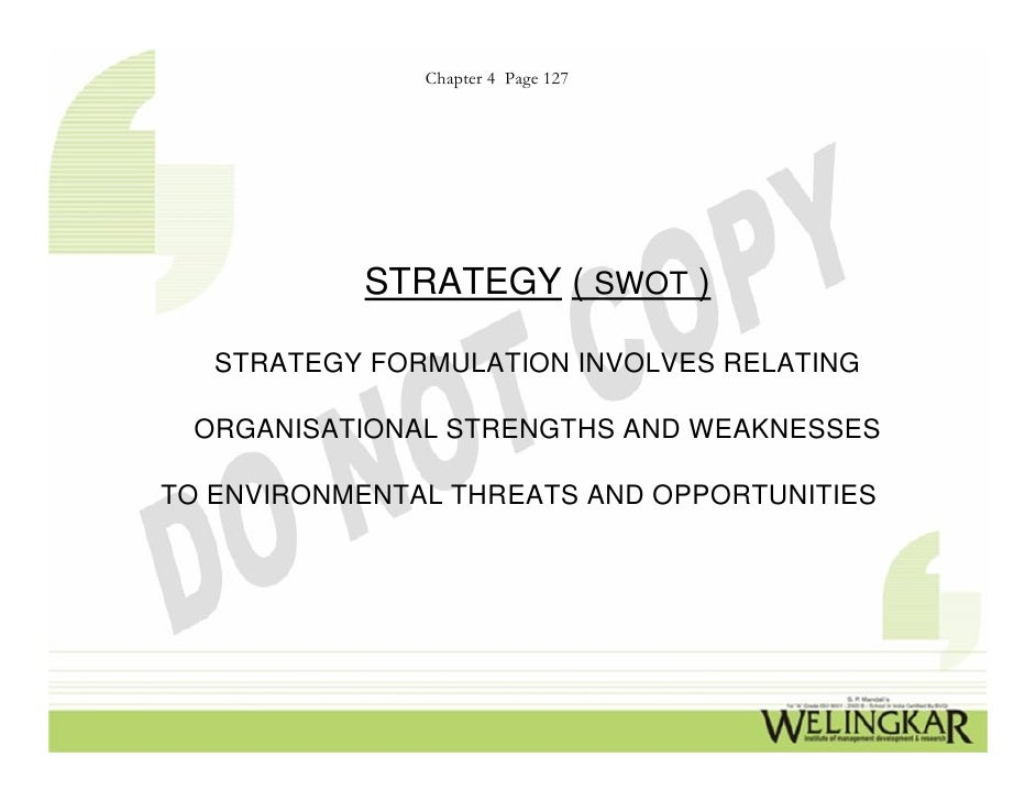 strategic analysis and strategic management There are many models for strategic management that generally have three components in common: strategic analysis, strategic choice and strategic implementation.