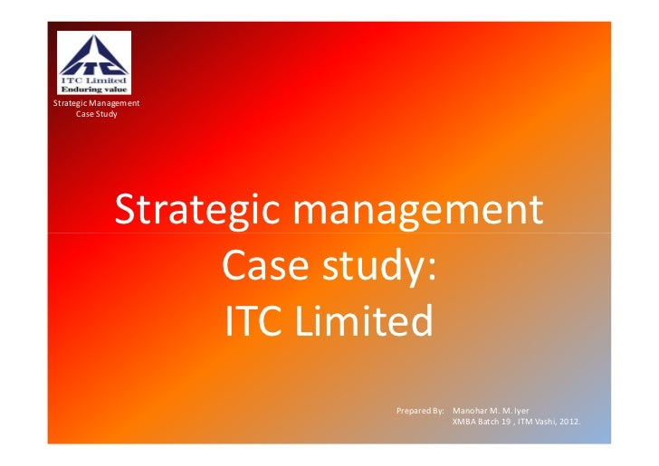 case study in strategic management with solutions Free case study solution & analysis | caseforestcom ethics in strategic management dr paul doherty, university of waterloo background.