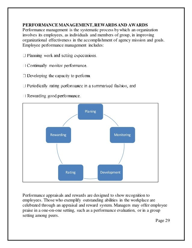rewards and recognition policy of infosys